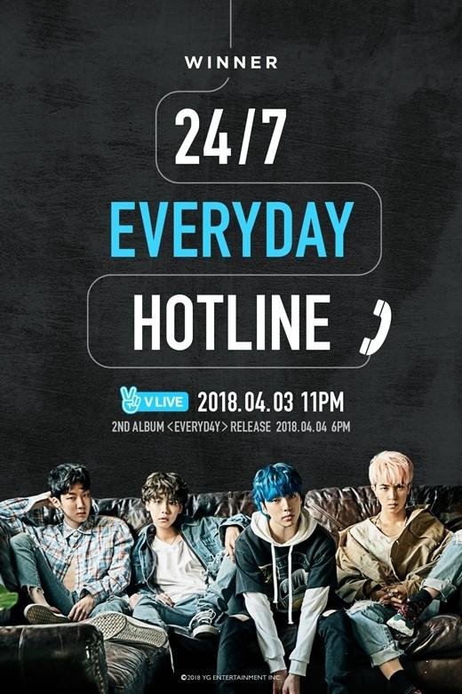 everyday hotline