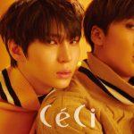 Ravi i Leo w październikowym CeCi Korea