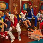 BTS wysoko w brytyjskich notowaniach muzycznych
