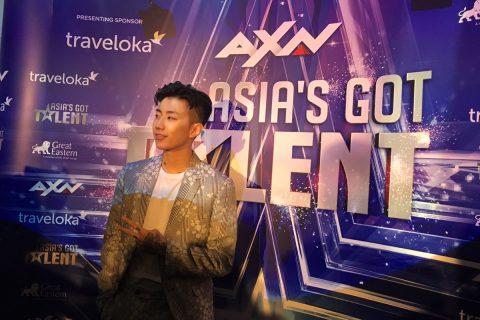 "Jay Park jurorem ""Asia's Got Talent"""