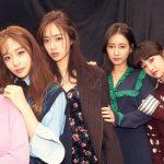 T-ara wyda ostatni album jako pełen zespół