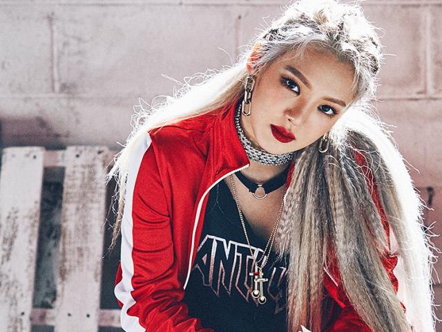 """[AKTUALIZACJA] Hyoyeon rozpoczyna promocję """"Wannabe"""""""