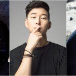 Hyungwon, Jooheon i Justin Oh we wspólnym utworze