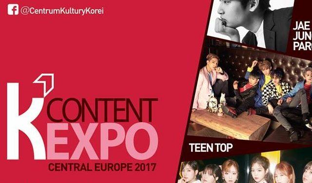 Wiele gwiazd na K-Content EXPO CENTRAL EUROPE 2017 w Warszawie