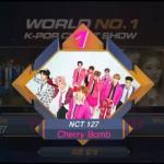 Pierwsza wygrana NCT 127! [WIDEO]