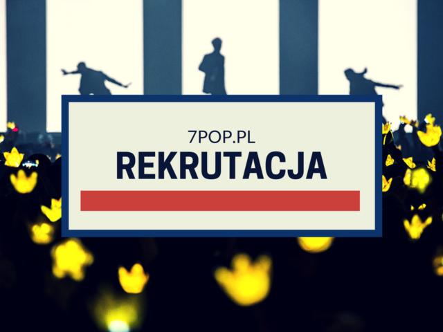 Dołącz do rodziny 7POP!