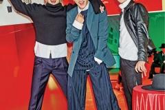 Wonho, Minhyuk, Kihyun