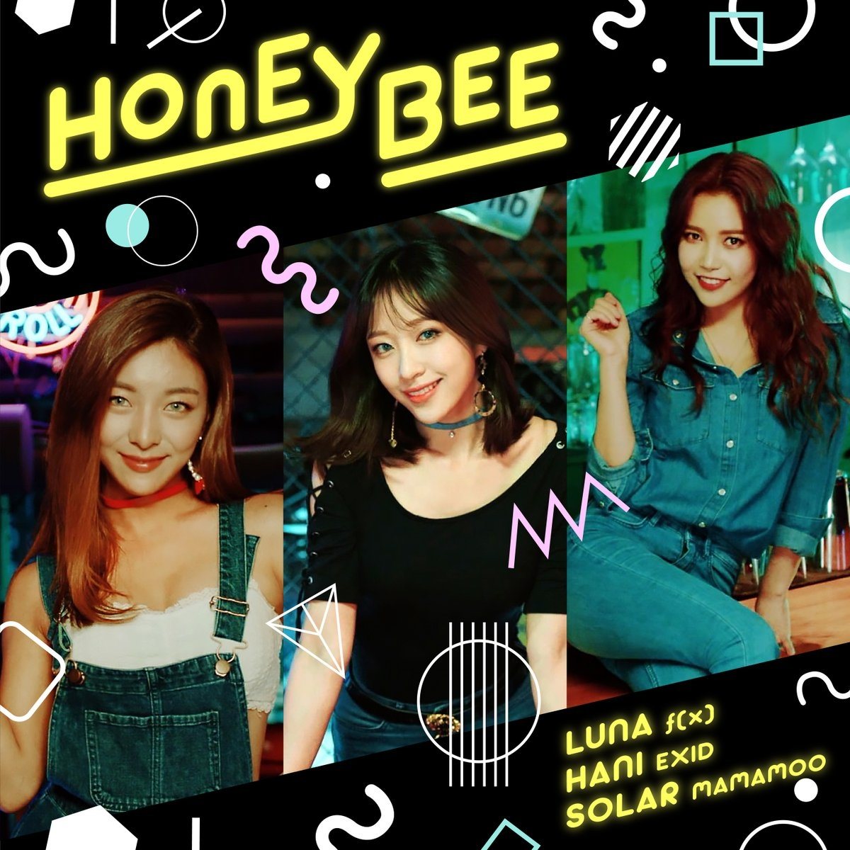 Honey Bee cover