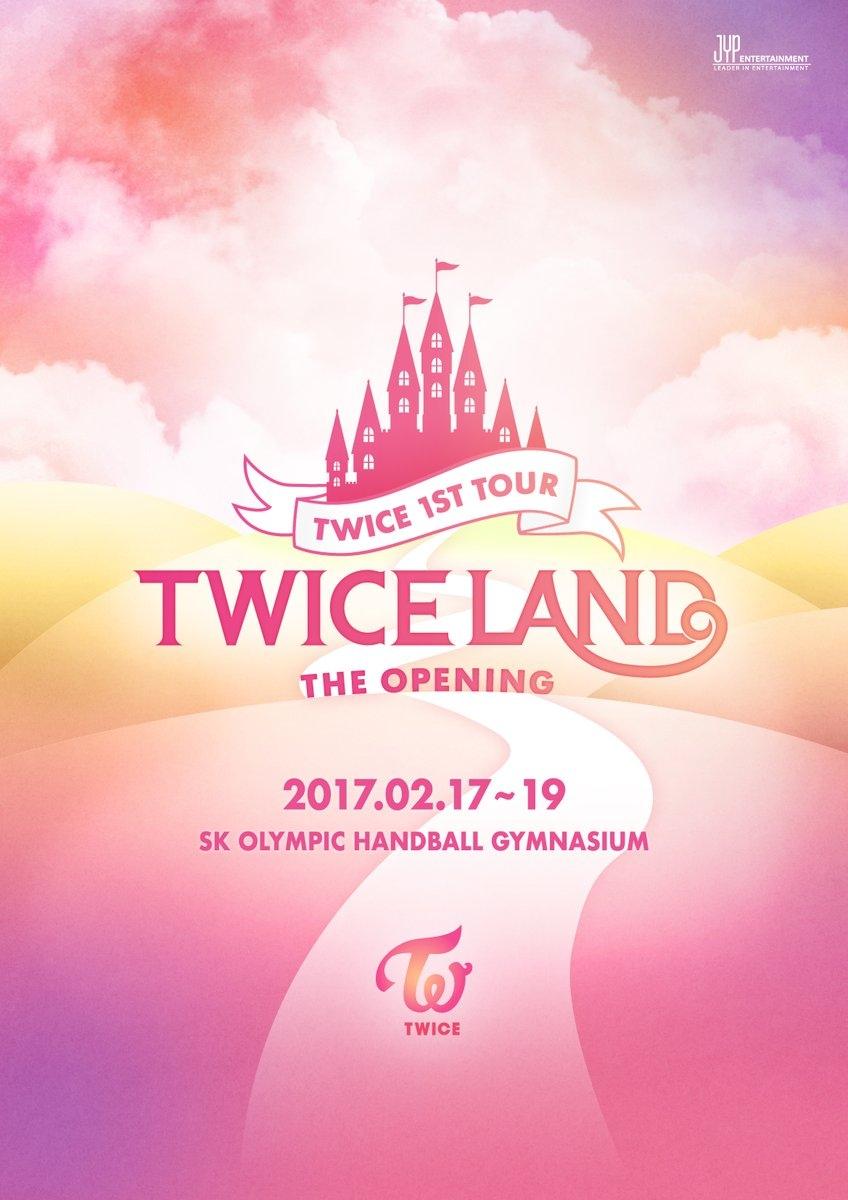 twicelandtheopening