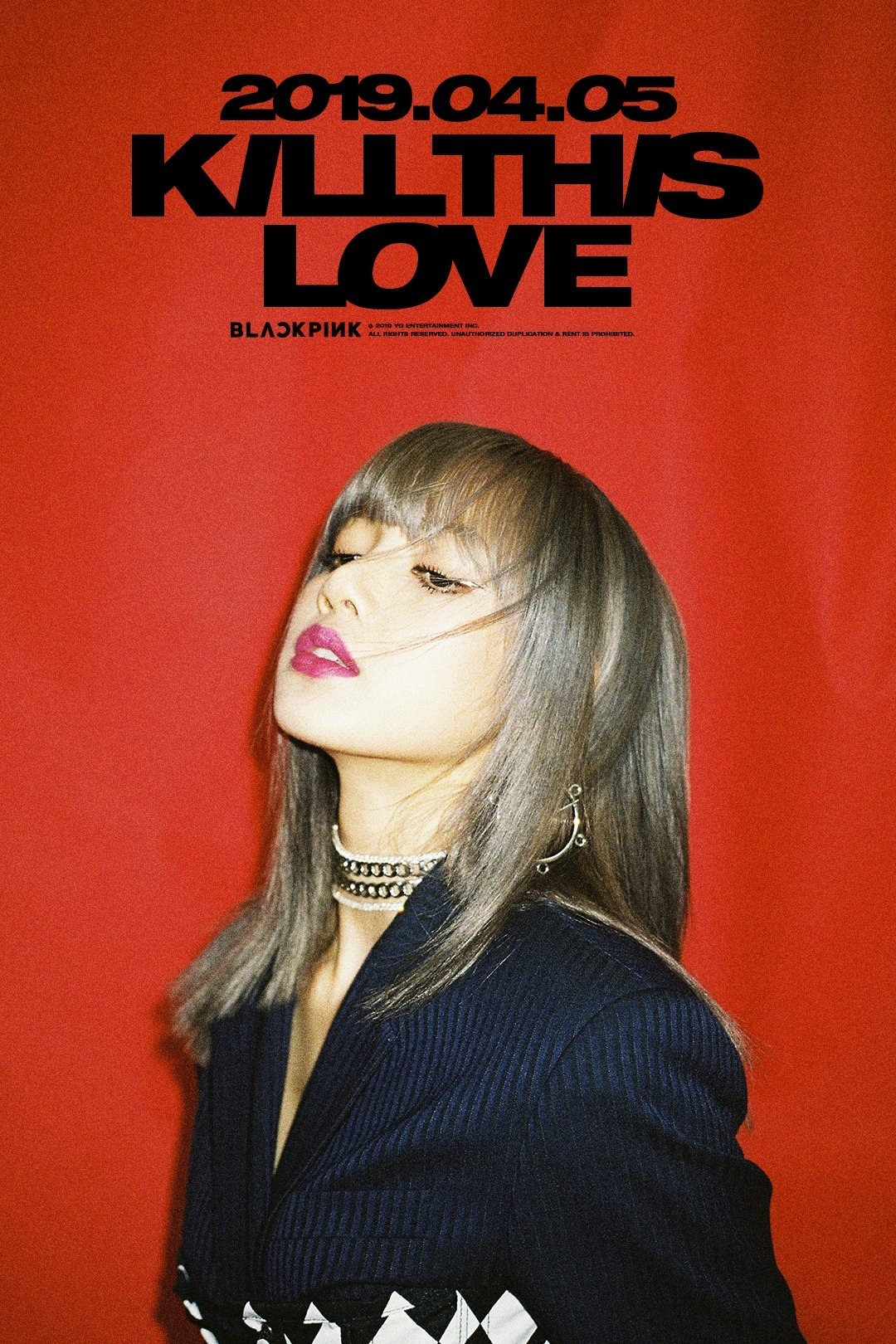 Lisa kill this love