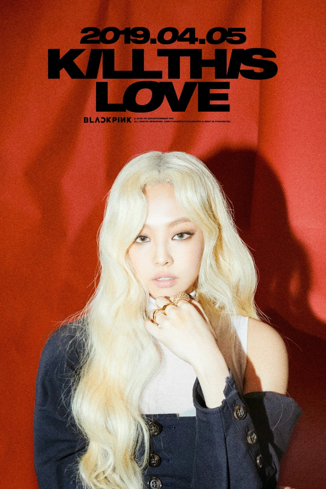 Jennie kill this love