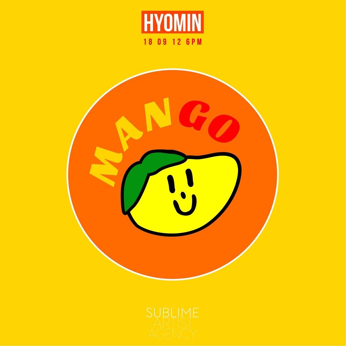 T-ara Hyomin Mango teaser 1