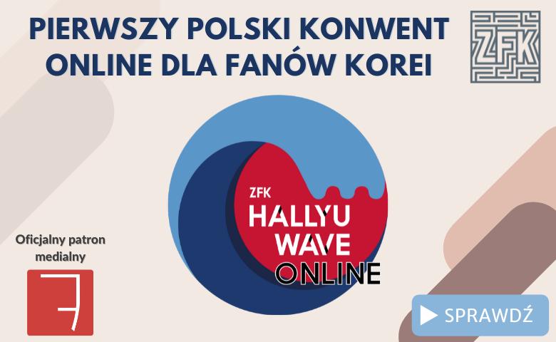 Pierwszy polski konwent online dla fanów k-popu