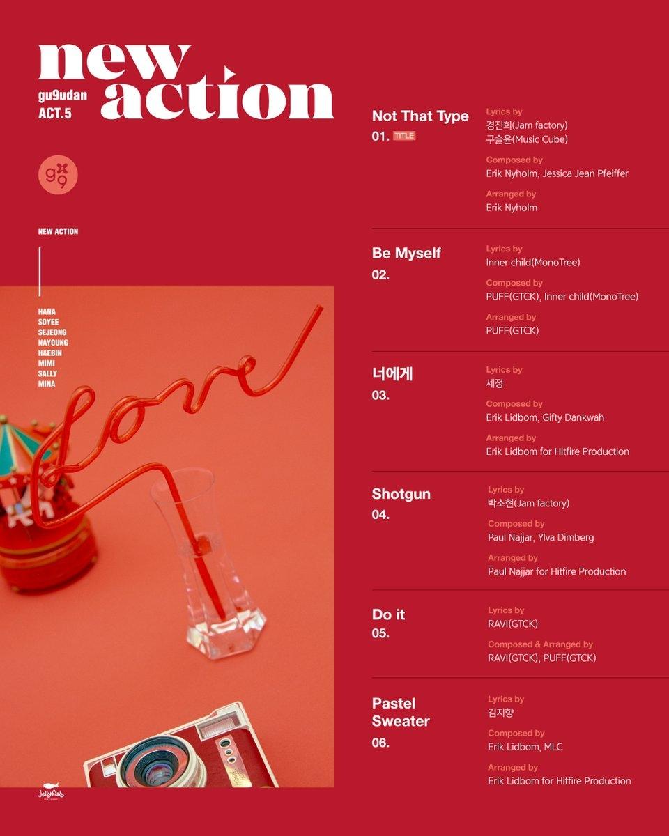 newaction_tracklist